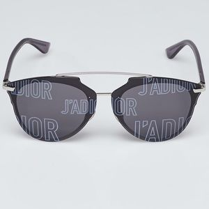 Christina Dior Reflected J'adior Mirrored Aviator